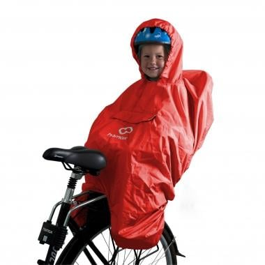 Impermeable HAMAX PONCHO Rojo