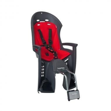 Cadeira porta-bebé HAMAX SMILEY Cinzento/Vermelho