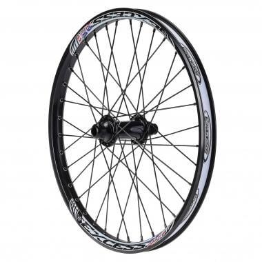 Roda Dianteira EXCESS 352 PRO Eixo 20 mm Preto