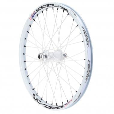 Roda Dianteira EXCESS 352 PRO Eixo 20 mm Branco
