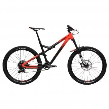 "Mountain Bike COMMENCAL META AM ESSENTIAL 27,5"" Rojo 2016"
