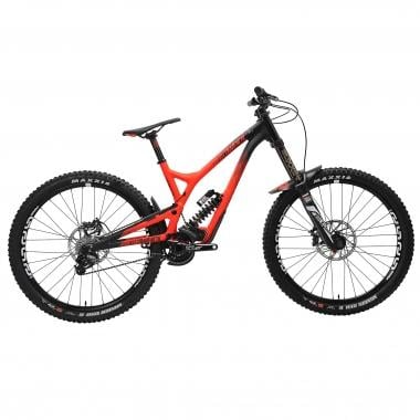 "Mountain Bike COMMENCAL SUPREME DH V4 RACE RS 27,5"" Rojo 2016"
