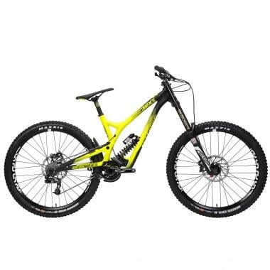 "Mountain Bike COMMENCAL SUPREME DH V4 RACE RS 27,5"" Amarillo 2016"
