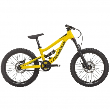 "Mountain Bike COMMENCAL SUPREME 20"" Amarillo 2017"