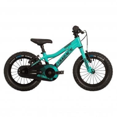 """Vélo Enfant COMMENCAL RAMONES 14"""" Turquoise 2017"""