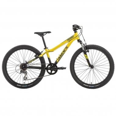 "Mountain Bike COMMENCAL RAMONES 24"" Amarillo 2017"