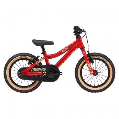Bicicleta Niño COMMENCAL RAMONES 14 Rojo 2019