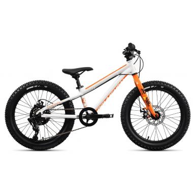 """VTT COMMENCAL RAMONES 20"""" Blanc/Orange 2020"""