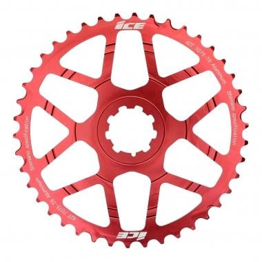 ICE Cog for SHIMANO/SRAM Cassette Red
