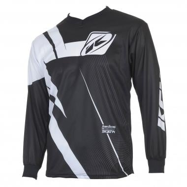 KENNY PERFORMANCE Kids Long-Sleeved Jersey Black/White