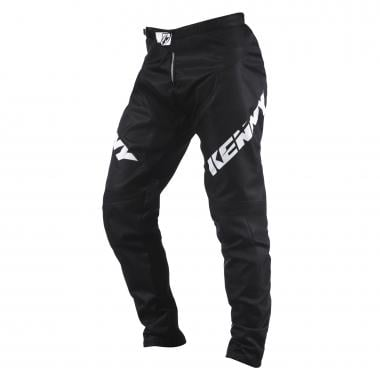 Pantaloni KENNY BMX Bambino Nero/Bianco