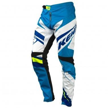 Pantaloni KENNY BMX ELITE Blu/Ciano