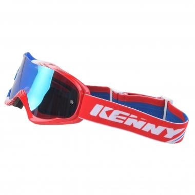 Gafas máscara KENNY PERFORMANCE Azul/Blanco/Rojo