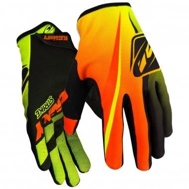 Gants KENNY STRIKE Jaune/Orange