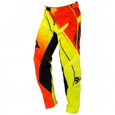 Pantalon KENNY TRACK Jaune/Orange