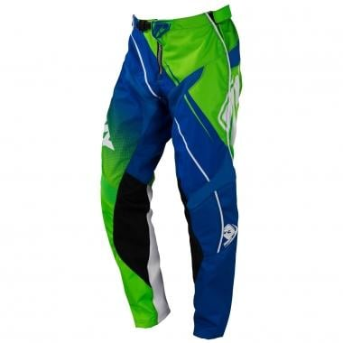KENNY TRACK Pants Blue/Green