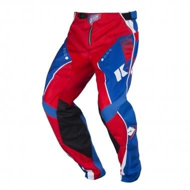 KENNY TRACK Pants Blue/Red 2017
