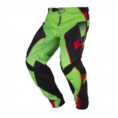 KENNY TRACK Pants Black/Green/Red 2017