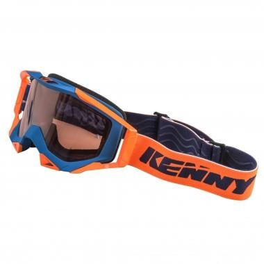 KENNY TITANIUM Goggles Cyan/Orange 2017