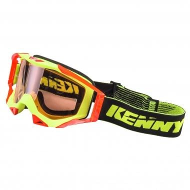 KENNY TITANIUM Goggles Neon Yellow/Red 2017