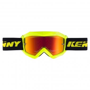 Gafas máscara KENNY TRACK+ KID Niño Amarillo fluorescente 2017