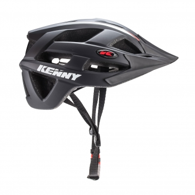 Casco KENNY K1 Negro 2017