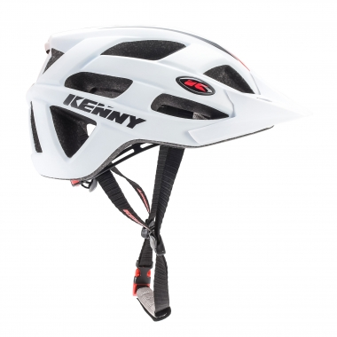 Casco KENNY K1 Blanco 2017