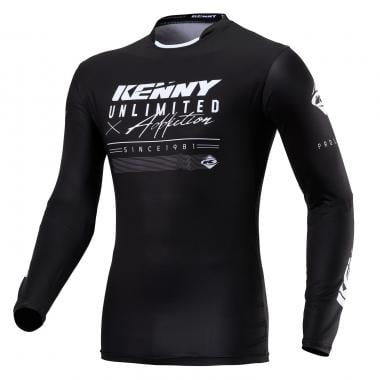 Maillot KENNY PROLIGHT Manches Longues Noir 2020