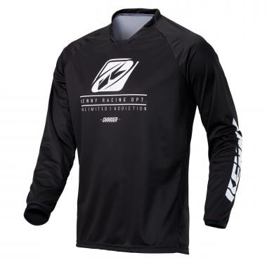 Maillot KENNY CHARGER Manches Longues Noir 2020