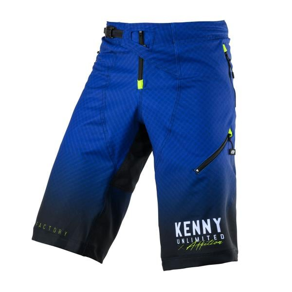 Pantaloni Corti KENNY FACTORY Blu 2020 Probikeshop