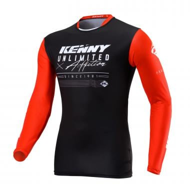 Maillot KENNY PROLIGHT Enfant Manches Longues Rouge 2020