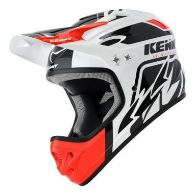 Casque KENNY DOWNHILL Blanc/Noir/Rouge 2020
