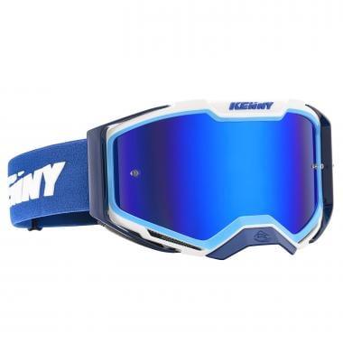 Masque KENNY VENTURY PHASE 2 Bleu Écran Iridium