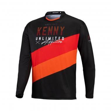 Maillot KENNY PROLIGHT Noir/Orange 2021