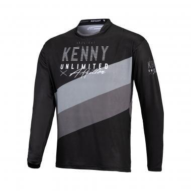 Maillot KENNY PROLIGHT Noir/Gris 2021