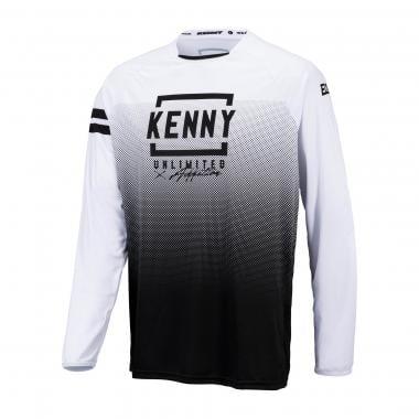 Maillot KENNY ELITE Blanc/Noir 2021
