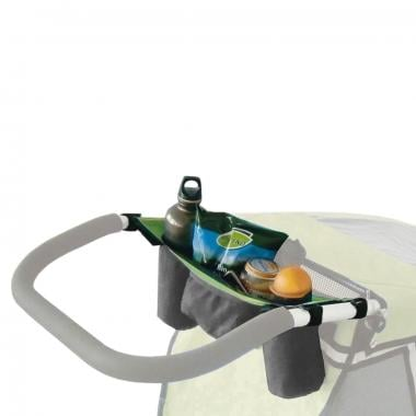 Sacoche de Bidon pour Remorque CROOZER KID1 Vert