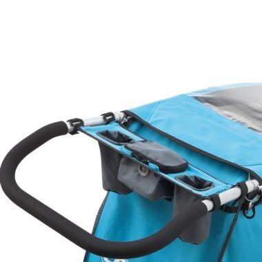 Bolsa de bidón para remolque CROOZER KID1 Azul