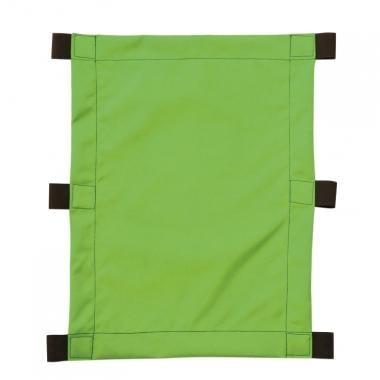 Parasol para remolque CROOZER KID1 Verde