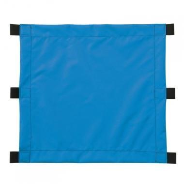 Parasole per Rimorchio CROOZER KID2 Blu