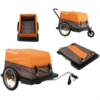 "Remorque CROOZER CARGO 16"" Orange"