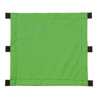 Parasol para remolque CROOZER KID2 Verde