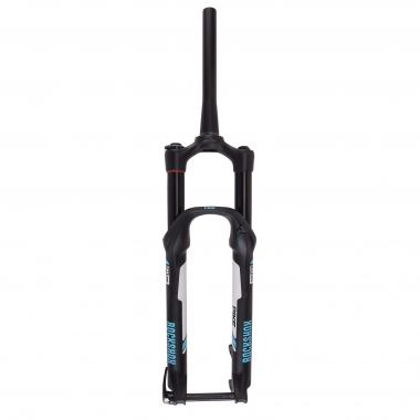 "Horquilla ROCKSHOX PIKE RCT3 27,5"" 130 mm Solo Air Tubo cónico Eje 15 mm Negro"