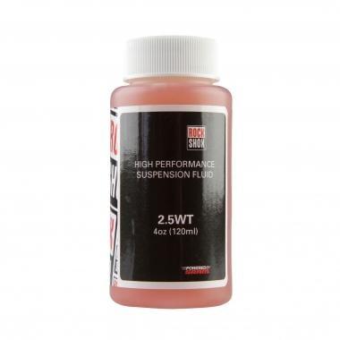 Olio per Sospensione ROCKSHOX 2,5 WT (120 ml)