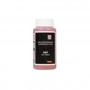Aceite para suspensión ROCKSHOX 5 WT (120 ml)
