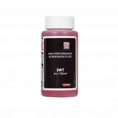 Aceite para amortiguador ROCKSHOX 3 WT (120 ml)