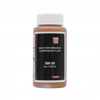 Aceite para suspensión ROCKSHOX PIKE 0-W30 30 WT (120 ml)