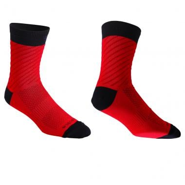 Chaussettes BBB THERMOFEET Noir/Rouge 2019