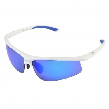Lunettes BBB WINNER REVO Blanc/Bleu Iridium