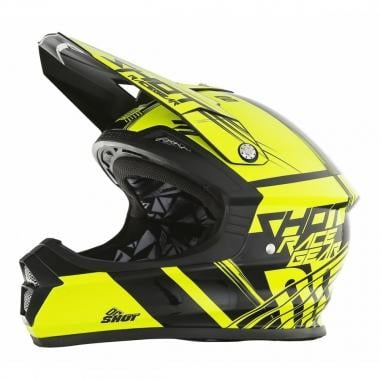 Casco SHOT FURIOUS CLAW Niño Amarillo fluorescente 2017
